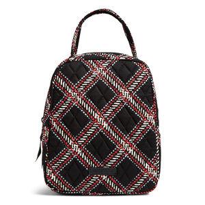 Vera Bradley Minsk Plaid Lunch Bag